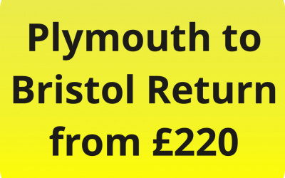 Plymouth to Bristol Return