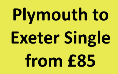 Plymouth to Exeter Single